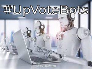 #UpVoteBots